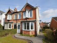3 bed semi detached home for sale in Hereford Road...