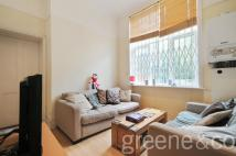 St. Cuthberts Road Flat to rent
