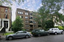 Flat for sale in Belsize Avenue...