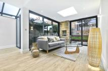 Terraced house for sale in Mansfield Road...