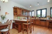 Terraced house for sale in Brackenbury Road, W6