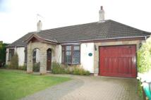 Detached Bungalow in Wressle Road, Broughton
