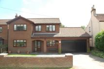 Detached property in Scawby Brook