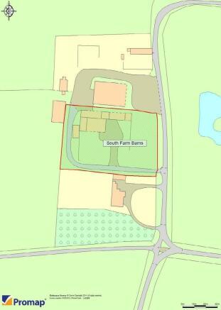 boundary plan