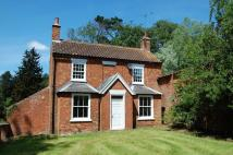 Detached house in Elsham Country Park...