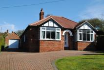 Detached Bungalow in North Kelsey Road...