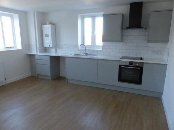 Kitchen/Living Ro...