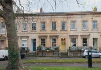 Terraced property in Royal Parade, Cheltenham...