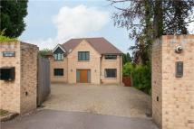 5 bed Detached property for sale in Oakley Road, Battledown...
