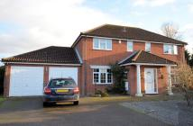 Detached property in South Wootton