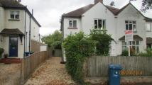 semi detached house in Iffley Road, Oxford
