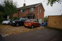 semi detached house to rent in Poplar Road, Southam