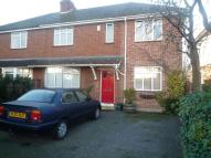 semi detached house to rent in Evelin Road, Abingdon