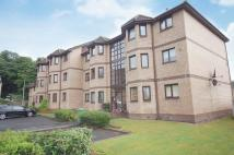 Flat in Clydeview Court...