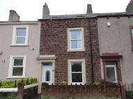 East Terraced house to rent