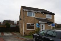 semi detached house to rent in Hornsea Close...