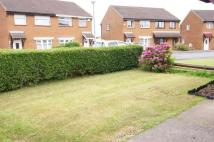 3 bedroom semi detached property in Wansford Close...