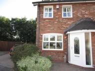 2 bed semi detached property in Chaucer Road, Workington