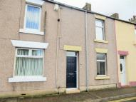 Terraced home for sale in James Street, Workington