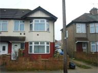 3 bedroom semi detached property in Rosemary Avenue...