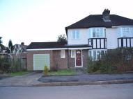 semi detached house to rent in Vincent Road, Isleworth...