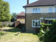 2 bed semi detached house in Greenwood Road...