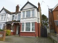 semi detached house in Thornbury Road...