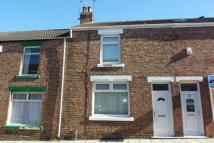 Terraced house in George Street, Shildon
