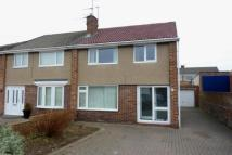 semi detached property for sale in Lambton Drive...