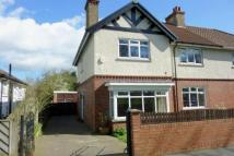 semi detached house in Central Parade, Shildon