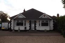Detached Bungalow for sale in Chelmsley Lane...