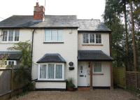 Cottage to rent in Chequers Lane, Eversley