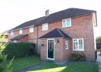 semi detached property to rent in Rectory Road, Hook