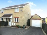 2 bed semi detached house in Clothier Meadow...
