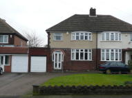 semi detached property to rent in Kingswood Drive...
