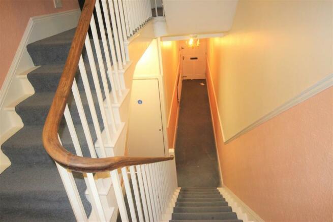 Two Ground Floor Entrance Doors: