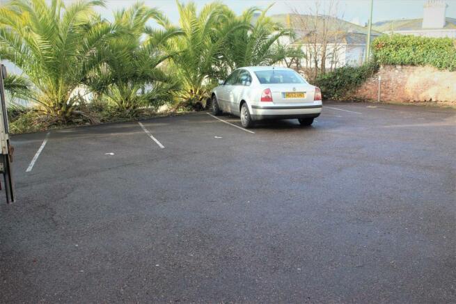 Photo shows part of Car Park