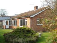 Detached Bungalow in Ludham