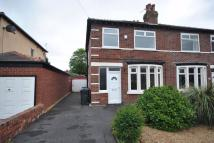 3 bed semi detached home to rent in Moorland Road...