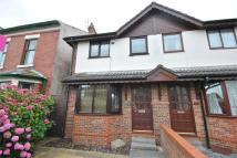 2 bed End of Terrace home to rent in Curzon Road...