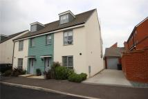 4 bed semi detached home for sale in Great Copsie Way...