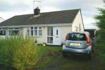 Semi-Detached Bungalow for sale in Caerwys