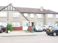 3 bed Terraced house in Thornton Avenue, Croydon...