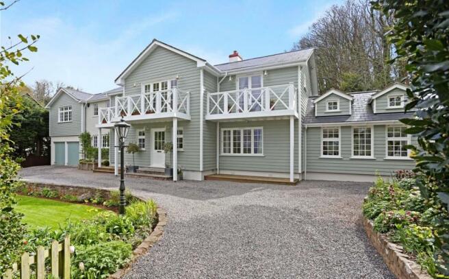 6 Bedroom Detached House For Sale In Woodlands Road Portishead Bristol Bs20 Bs20