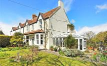 semi detached property in Eastertown, Lympsham...