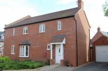 semi detached property in Parsley Place, BANBURY...