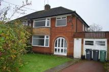 3 bedroom semi detached house in Burbages Lane, Ash Green...
