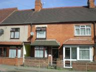 2 bed Terraced house to rent in Arbury Rd, Stockingford...