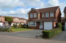 4 bed Detached house in Hulme Close, Binley...