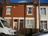 Terraced house in St George s Road, Stoke...